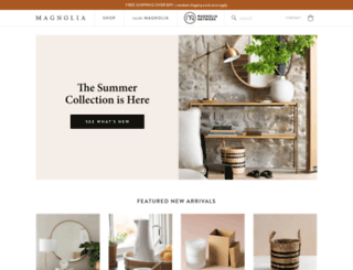 themagnoliamarket.com screenshot