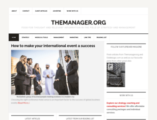 themanager.org screenshot