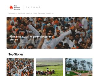 themanipaljournal.com screenshot