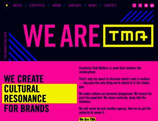 themarketingarm.com screenshot