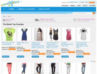 themartcart.com screenshot