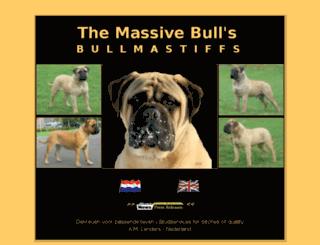 themassivebulls.nl screenshot