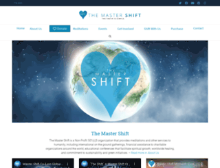 themastershift.com screenshot