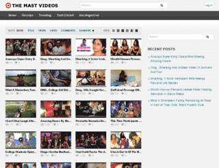 themastvideos.com screenshot