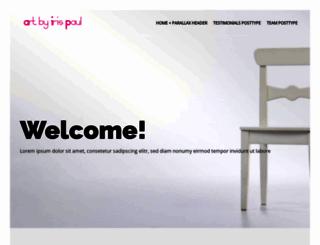 theme.ip-webcreation.de screenshot