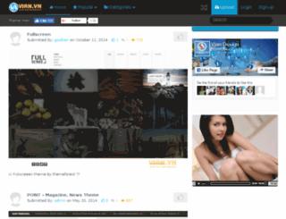 theme.vian.vn screenshot