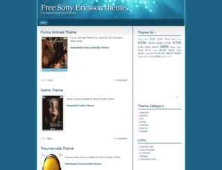 theme4se.blogspot.com screenshot