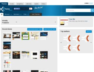 themeclerks.com screenshot