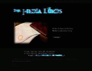 themedialords.com screenshot