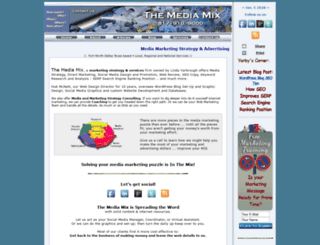 themediamix.com screenshot