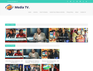 themediatv.blogspot.in screenshot