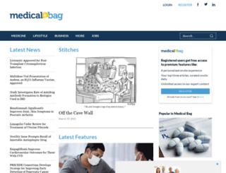 themedicalbag.com screenshot