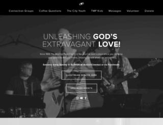 themeetingplace.org screenshot