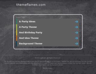 themeflames.com screenshot