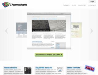 themejam.com screenshot