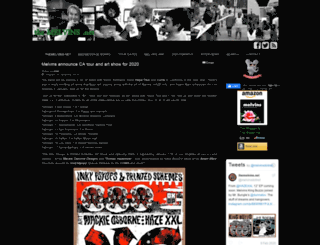 themelvins.net screenshot