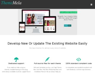 thememela.com screenshot