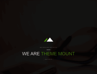 thememount.com screenshot