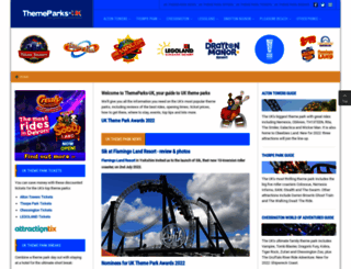 themeparks-uk.com screenshot