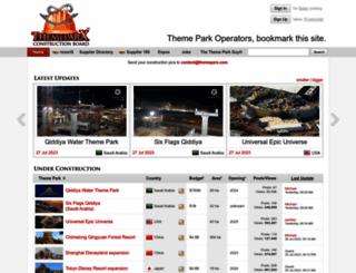themeparx.com screenshot