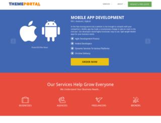 themeportal.com screenshot