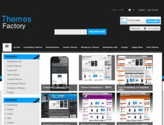 themes-factory.com screenshot