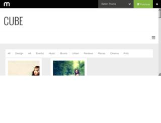 themes.mimo.media screenshot