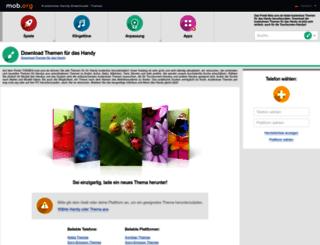 themes.mob.com.de screenshot