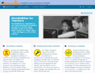 themes.moodlebites.com screenshot