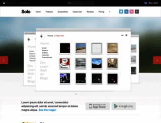 themes.virae.org screenshot