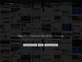 themes.weboy.org screenshot