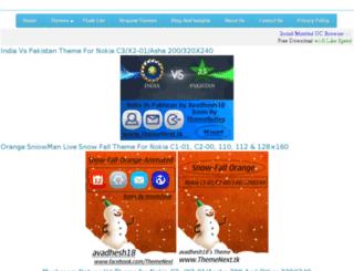themes18.wapka.mobi screenshot