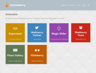 themesberry.net screenshot