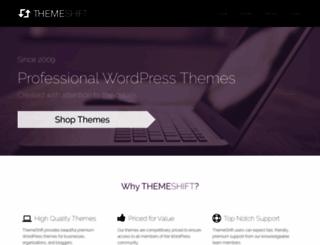 themeshift.com screenshot