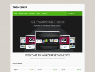 themeshop.jinsonathemes.com screenshot