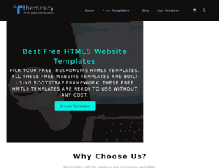 themesity.com screenshot