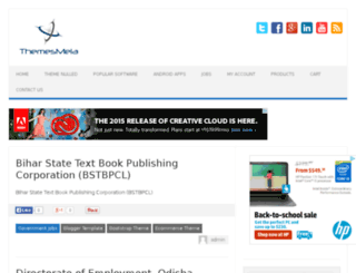 themesmela.website screenshot
