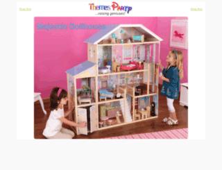 themesparty.com.ng screenshot