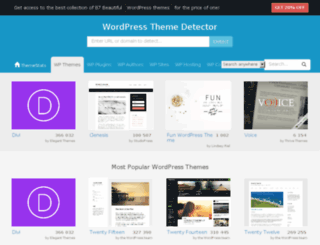 themestats.com screenshot