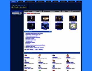 themeworld.com screenshot