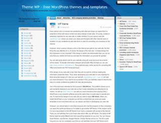 themewp.com screenshot