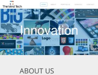 themindtech.com screenshot