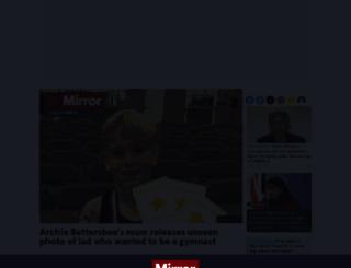 themirror.co.uk screenshot