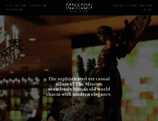 themissionaz.com screenshot