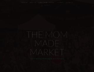 themommademarket.com screenshot