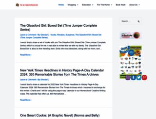 themommiesreviews.com screenshot