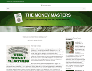 themoneymasters.com screenshot