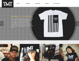 themoneyteam.squarespace.com screenshot