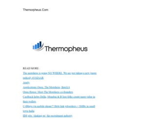 themorpheus.com screenshot