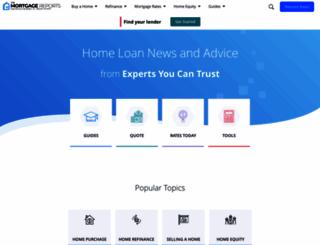 themortgagereports.com screenshot